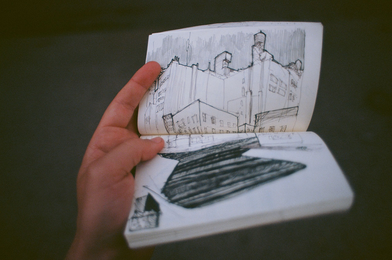 Gramercy sketches