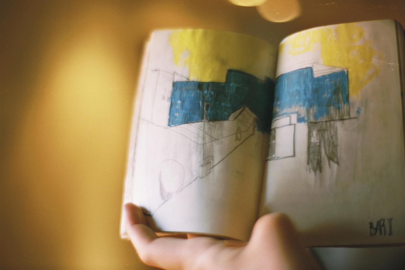 Bari Drawing