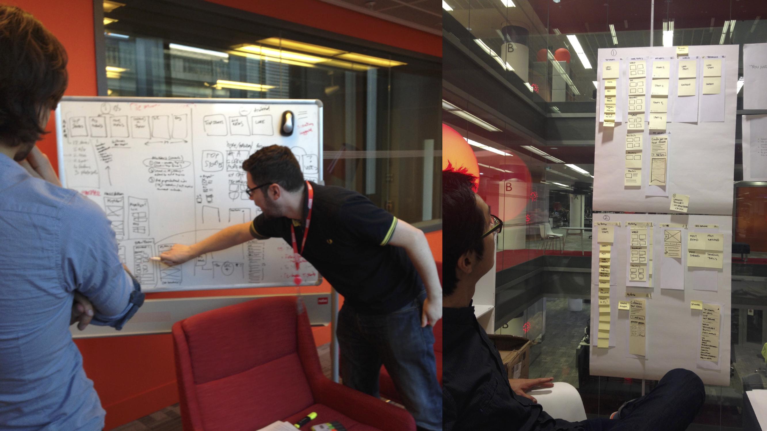 BBC News App Workspace
