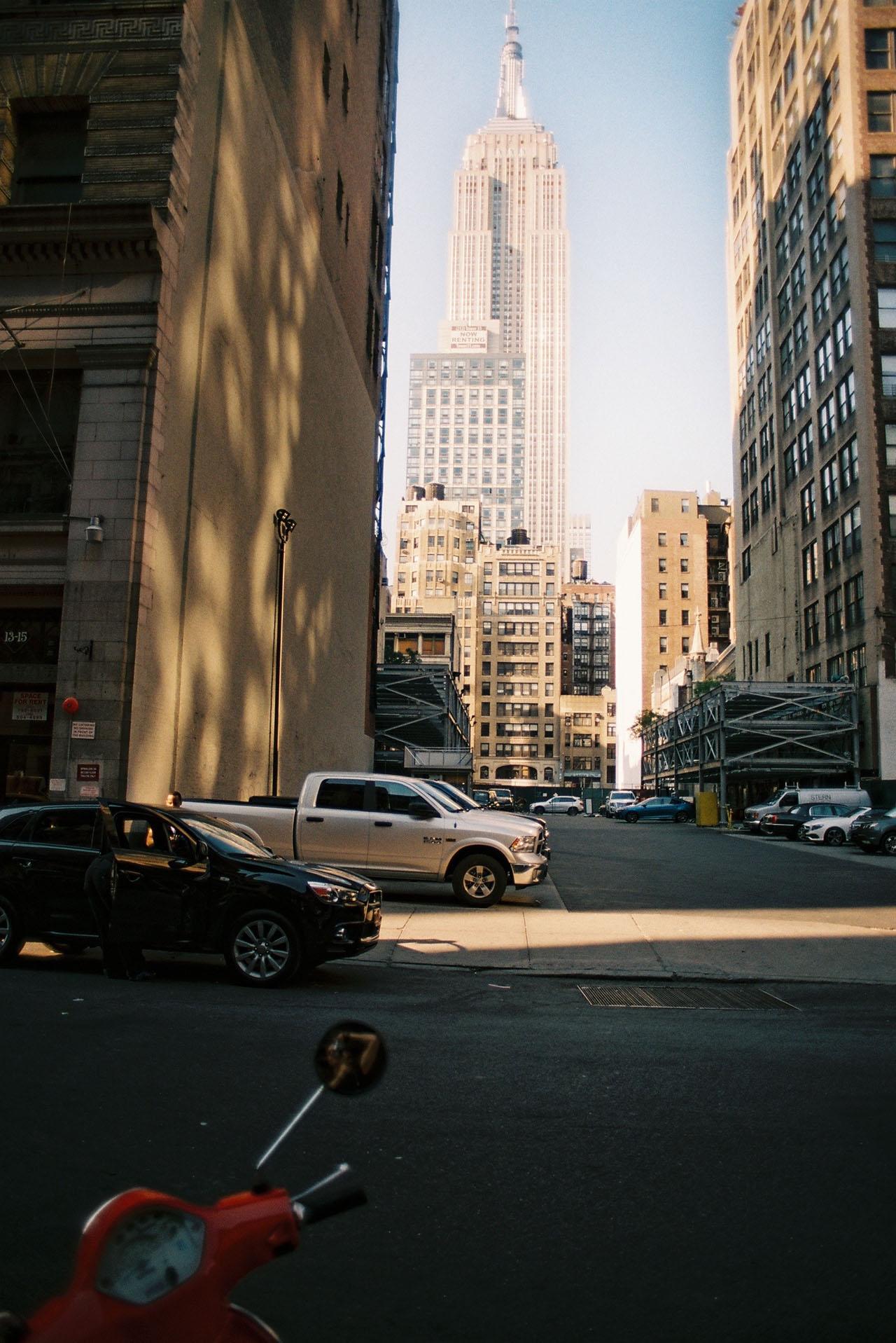 New York I feel you