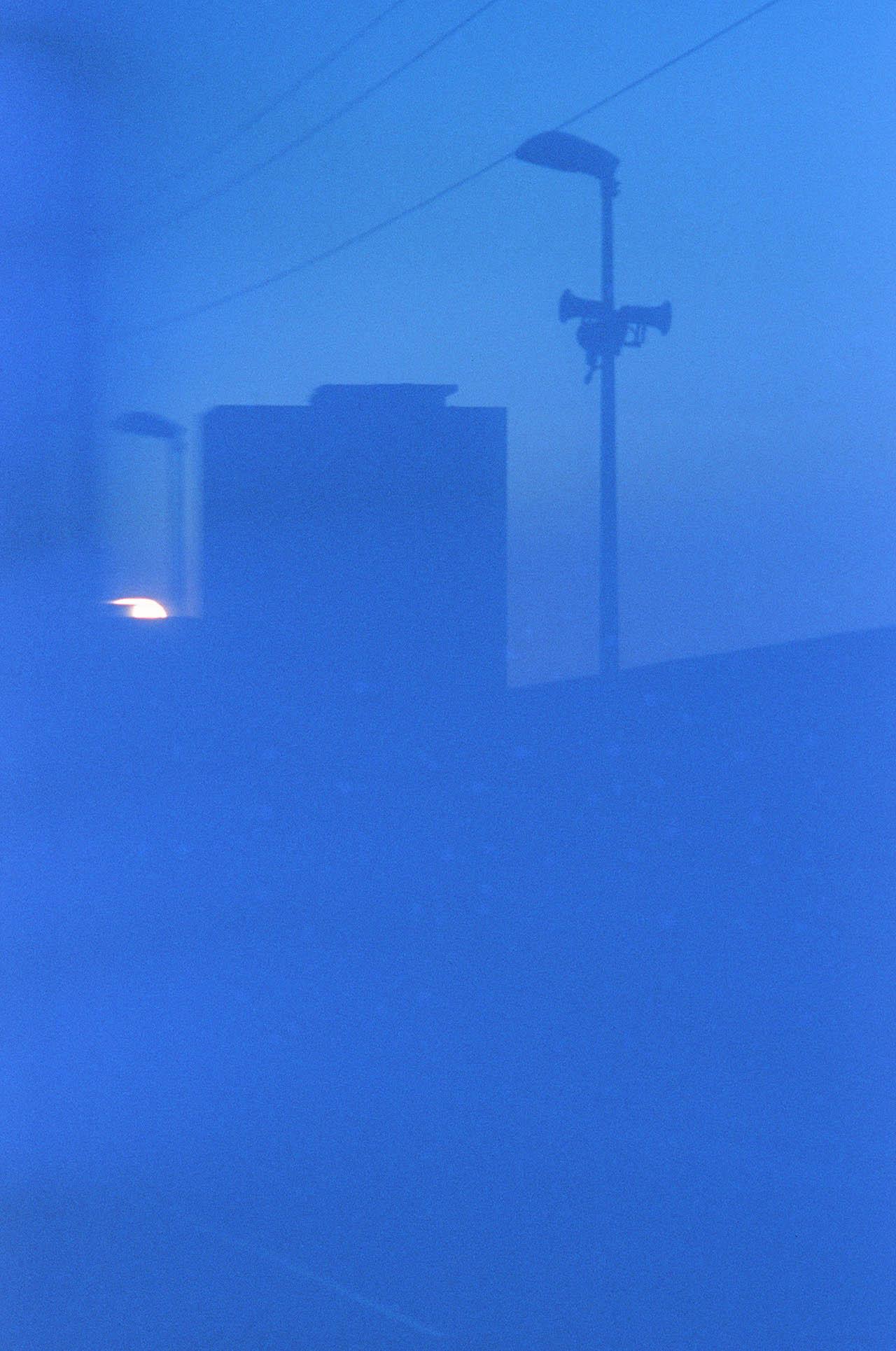 2607 Nuit Blue Train