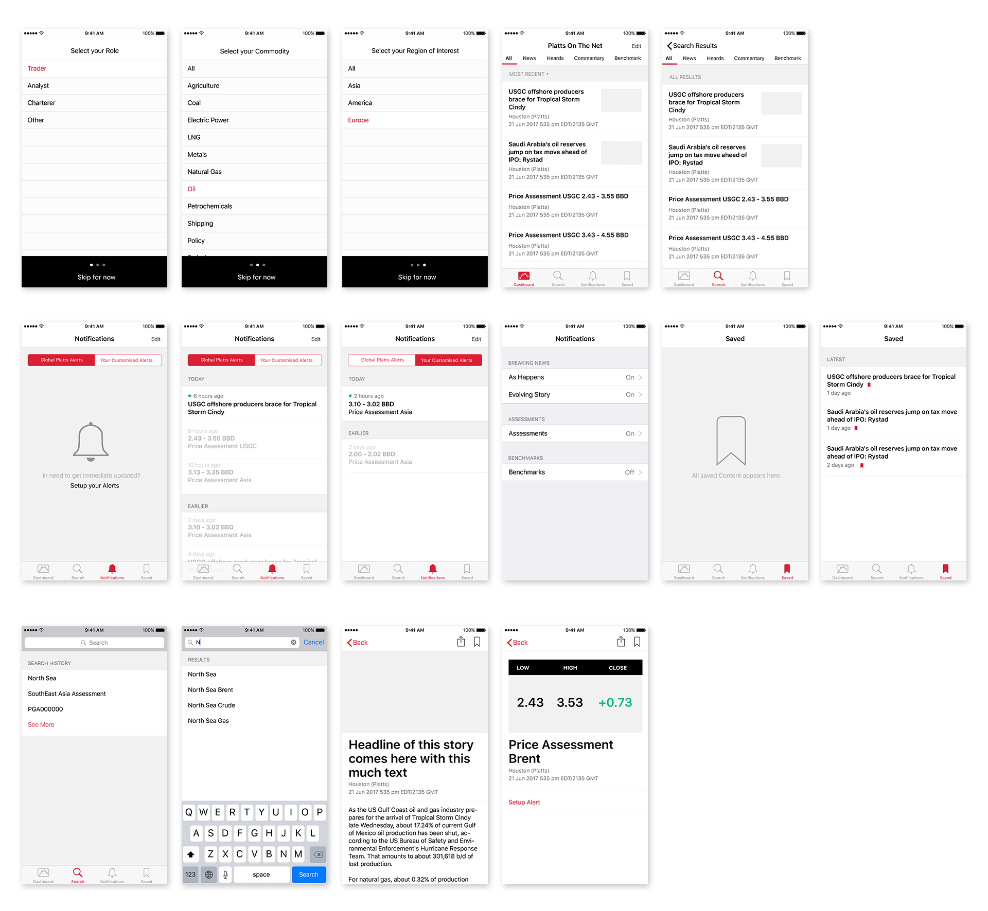 Platts-App-Wireframes