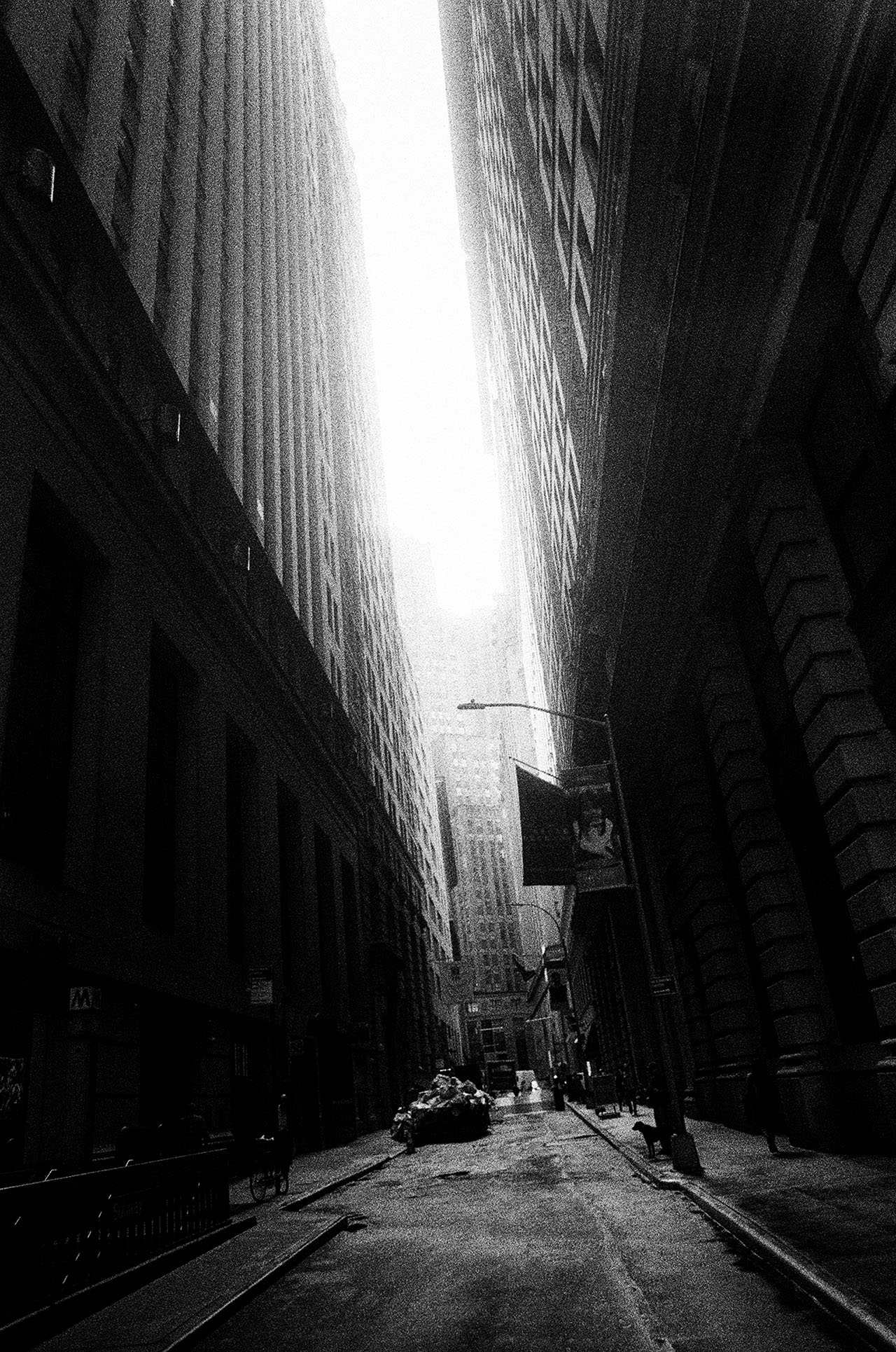 Wall Street Alley